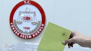 YSK'dan AK Parti'nin itirazı hakkında flaş karar