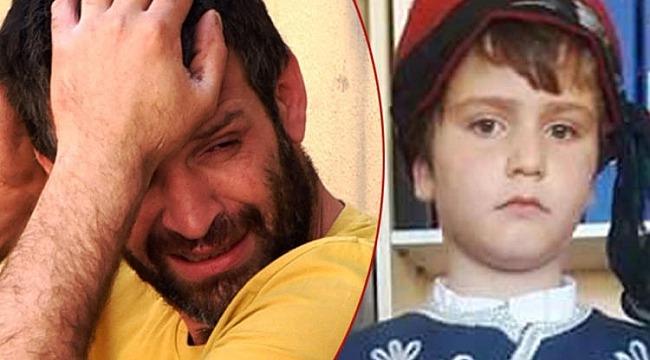 10 yaşındaki çocuk kalp krizinden öldü, babası ayakta duramadı