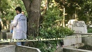 17 yaşındaki genç mezarlıkta intihar etti