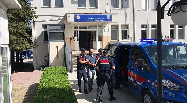 23 suçtan aranıyordu, pencereden kaçarken yakalandı - Bursa Haberleri