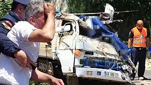 24 ölümlü kazanın yıldönümünde yine kaza