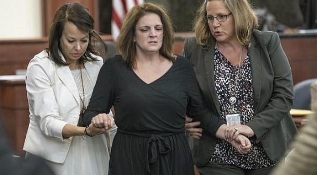 5 çocuğunun katiliyle karşılaştı! 'Dayanamıyorum