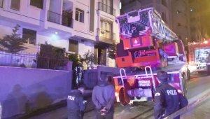 6 katlı binada yangın: 1'i bebek 4'ü çocuk 15 kişi...