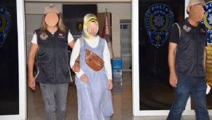 7 yıl hapisle Muğla'da aranıyordu, Aydın'da yakalandı