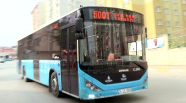 76 duraklı halk otobüsünde 3 saat susuz kaldı, Hayatının buluşunu yaptı
