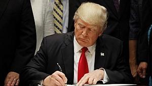 ABD Başkanı Trump, İran'a Yeni Yaptırımları İçeren Kararnameyi İmzaladı