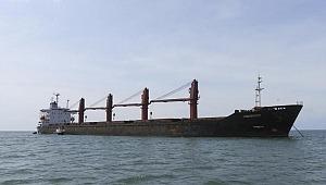 ABD ile Kuzey Kore arasında gerilim... Yük gemisine el koydu