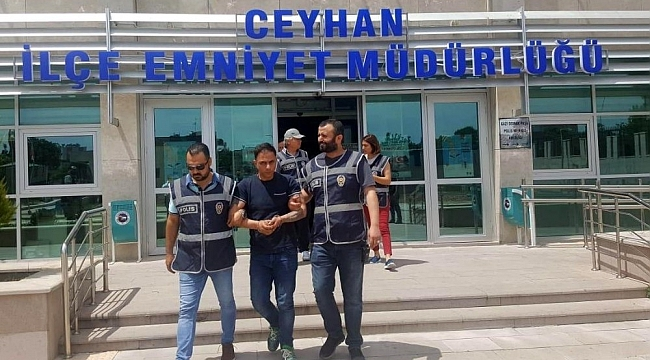 Adana polisi Kaleşnikoflu suikasti önledi