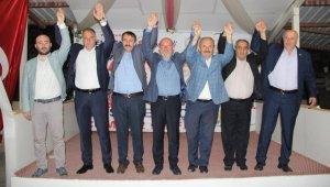 AK Parti'nin 4 oyla kazandığı ilçede, MHP adayını geri çekti