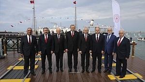 Akşener'in yer almadığı bu kare sonrası İYİ Parti'den açıklama geldi