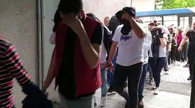 Ankara merkezli 8 ilde 'sahte vize' operasyonu: 86 gözaltı