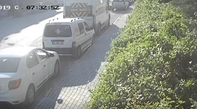 Arabaya bindi, silahlı saldırıya uğradı