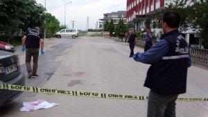 Aracıyla seyir halindeyken silahlı saldırıya uğradı - Bursa Haberleri