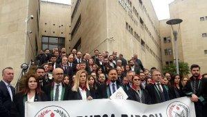 AYM'nin Ayşe öğretmen kararına Bursa Barosu'ndan destek - Bursa Haberleri