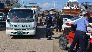 Ayvalık'ta göçmen faciasında 2 çocuk ve kaptan bulunamadı