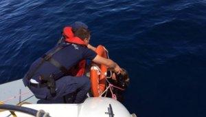 Ayvalık'ta tekne faciası: 4'ü kadın 5'i çocuk 9 ölü