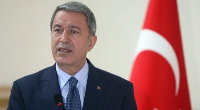 Bakan Akar'dan NATO açıklaması: 'Kimsenin olumsuz bir şey söylemeye hakkı yok'