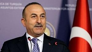 """Bakan Çavuşoğlu: """"AB'nin politikalarının başarısız olduğunu görüyoruz"""""""