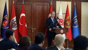 Bakanı Akar'dan yeni askerlik sistemi açıklaması,