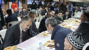 Başkan Aktaş, aşevinde vatandaşlarla iftar açtı - Bursa Haberleri