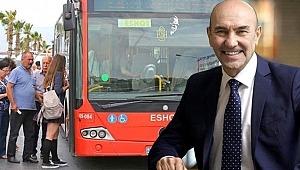 Bayram boyunca İzmir'de ulaşım 1 kuruş olacak