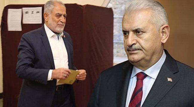 Binali Yıldırım oylarına talip oldu, Saadet adayı İmaamoğlu ağzıyla konuştu