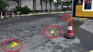Bir garip olay... Taksici saldırgana, Polis taksiciye silah çekti