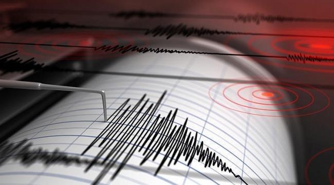 Bir kıtayı sarsan büyük deprem
