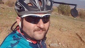 Bisikletle istinat duvarından düşen öğretmen öldü