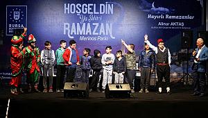 Bursa'da ramazan bir başka güzel - Bursa Haberleri
