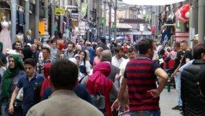 Bursa'da bayram alışverişi telaşı - Bursa Haberleri