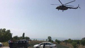 Bursa'da trafik, havadan denetlendi - Bursa Haberleri