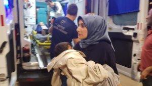 Bursa'da yangında can pazarı... 14 kişi hastaneye kaldırıldı - Bursa Haberleri
