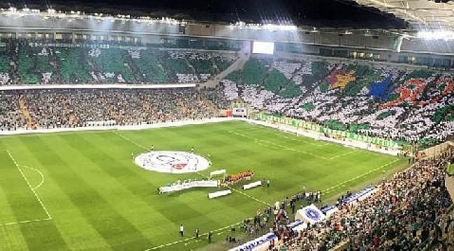 Bursaspor - Göztepe maçı kapalı gişe - Bursa Haberleri