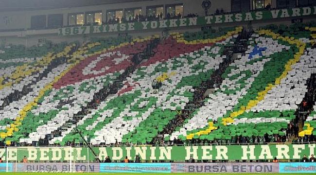 Bursaspor tek yürek - Bursa Haberleri