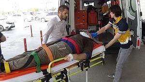 Çatıdan düşen usta, yoğun bakımda hayatını kaybetti - Bursa Haberleri