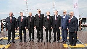 CHP'den, Kılıçdaroğlu'nun da yer aldığı fotoğrafa eleştiri