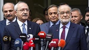 CHP, Saadet Partisi konusunda ısrarcı olmayacak