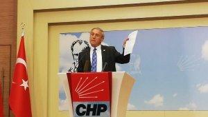 """CHP'li Kaya: """"Türkiye'nin birlik ve beraberliğe ihtiyacı var"""""""