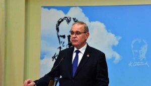 """CHP'li Öztrak: """"Darbelerin her türlüsüne karşıyız"""""""