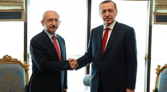 Cumhurbaşkanı Erdoğan, Kemal Kılıçdaroğlu'nu Davet Etti! Kılıçdaroğlu Kabul Etti!