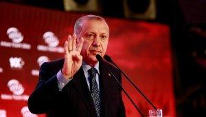 """Cumhurbaşkanı Erdoğan, """"Bu oyunu bozmakta kararlıyız"""""""