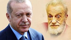 Cumhurbaşkanı Erdoğan'dan 'Necip Fazıl Kısakürek' paylaşımı