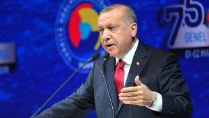 Cumhurbaşkanı Erdoğan'dan 'Türkiye ittifakı' açıklaması
