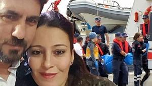 Denizin ortasında fırtınaya yakalandılar... Bottan denize atlayan koca öldü, eşi kurtarıldı - Bursa Haberleri