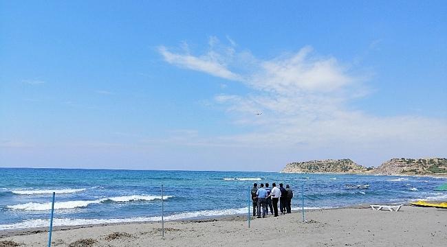 Dersten kaçıp denize giren iki genç boğularak can verdi