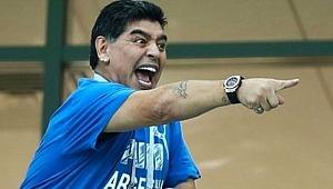Diego Maradona tutuklandı!