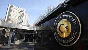 Dışişleri Bakanlığı'ndan, 'ABD ile ittifak' açıklaması