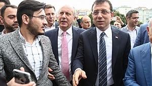 Ekrem İmamoğlu gazetecilerin sorularını yanıtladı