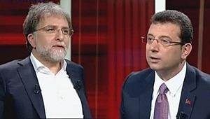 Ekrem İmamoğlu'nun, Ahmet Hakan'a Konuk Olduğu CNN Türk'teki Program Hakkında Şok İddia